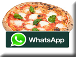 WhatApp Pizza Si Bra