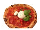 Pizza con Burrata